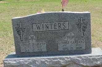 WINTERS, VIOLET - Pike County, Ohio | VIOLET WINTERS - Ohio Gravestone Photos