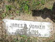YOAKEM, JAMES A. - Pike County, Ohio | JAMES A. YOAKEM - Ohio Gravestone Photos