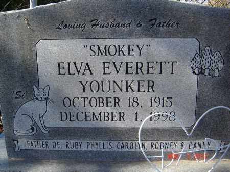 YOUNKER, ELVA EVERETT - Pike County, Ohio | ELVA EVERETT YOUNKER - Ohio Gravestone Photos