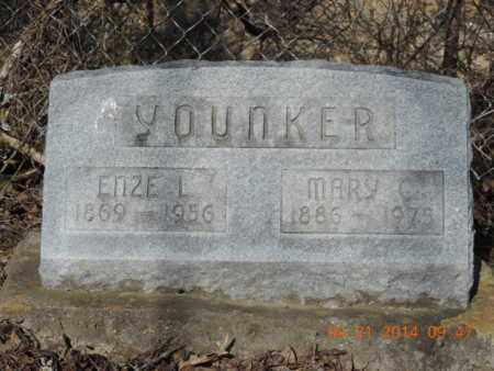 YOUNKER, MARY C - Pike County, Ohio | MARY C YOUNKER - Ohio Gravestone Photos