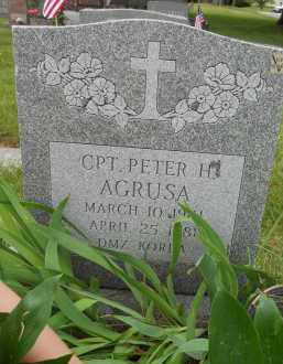 AGRUSA, PETER HARRY - Portage County, Ohio | PETER HARRY AGRUSA - Ohio Gravestone Photos