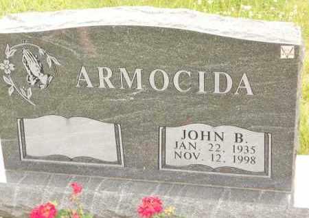 ARMOCIDA, JOHN B - Portage County, Ohio | JOHN B ARMOCIDA - Ohio Gravestone Photos