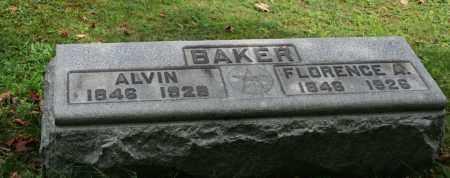BAKER, ALVIN - Portage County, Ohio | ALVIN BAKER - Ohio Gravestone Photos
