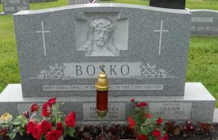 BOSKO, STEFAN - Portage County, Ohio | STEFAN BOSKO - Ohio Gravestone Photos