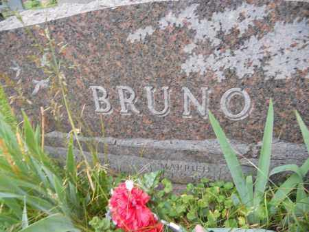 BRUNO, VITA EVA - Portage County, Ohio | VITA EVA BRUNO - Ohio Gravestone Photos