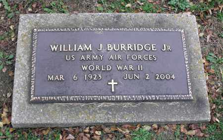 BURRIDGE, JR., WILLIAM J. - Portage County, Ohio | WILLIAM J. BURRIDGE, JR. - Ohio Gravestone Photos