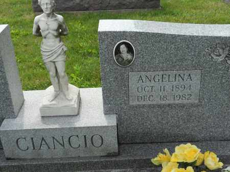 CIANCIO, ANGELINA - Portage County, Ohio | ANGELINA CIANCIO - Ohio Gravestone Photos