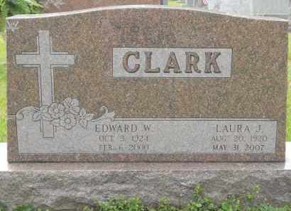CLARK, EDWARD W - Portage County, Ohio | EDWARD W CLARK - Ohio Gravestone Photos
