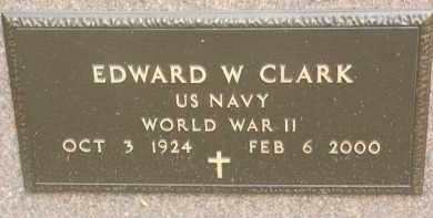 CLARK, EDWARD E - Portage County, Ohio | EDWARD E CLARK - Ohio Gravestone Photos