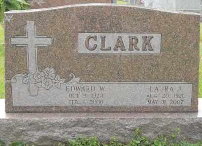 CLARK, LAURA J - Portage County, Ohio | LAURA J CLARK - Ohio Gravestone Photos