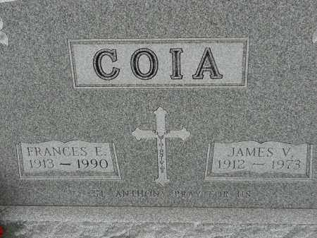 COIA, FRANCE E - Portage County, Ohio | FRANCE E COIA - Ohio Gravestone Photos
