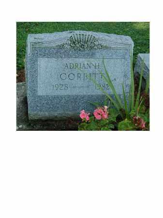 CORBITT, ADRIAN H. - Portage County, Ohio | ADRIAN H. CORBITT - Ohio Gravestone Photos