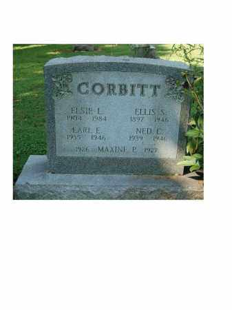CORBITT, ELLIS S. - Portage County, Ohio | ELLIS S. CORBITT - Ohio Gravestone Photos