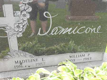 DAMICONE, WILLIAM P - Portage County, Ohio | WILLIAM P DAMICONE - Ohio Gravestone Photos