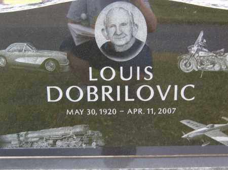 DOBRILOVIC, LOUIS J - Portage County, Ohio | LOUIS J DOBRILOVIC - Ohio Gravestone Photos