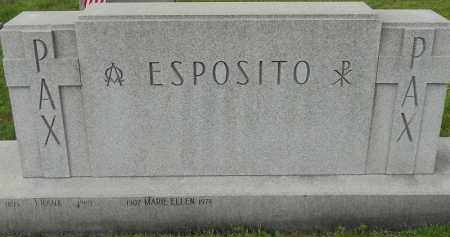 ESPOSITO, MARY ELLEN - Portage County, Ohio | MARY ELLEN ESPOSITO - Ohio Gravestone Photos