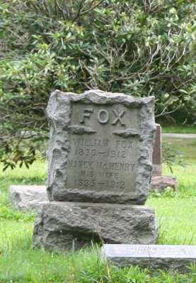 FOX, WILLIAM - Portage County, Ohio | WILLIAM FOX - Ohio Gravestone Photos