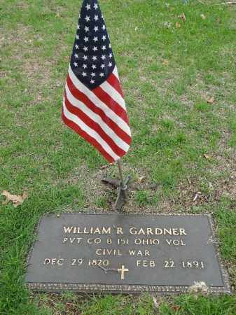 GARDNER, WILLIAM R. - Portage County, Ohio | WILLIAM R. GARDNER - Ohio Gravestone Photos