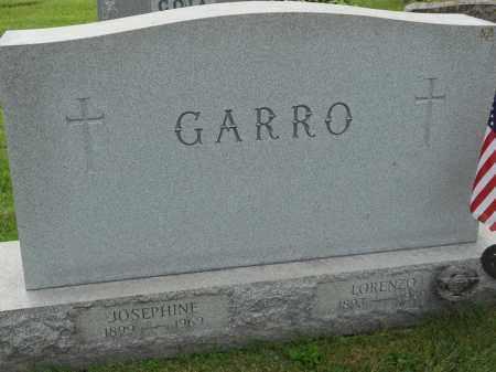 GARRO, LORENZO - Portage County, Ohio | LORENZO GARRO - Ohio Gravestone Photos