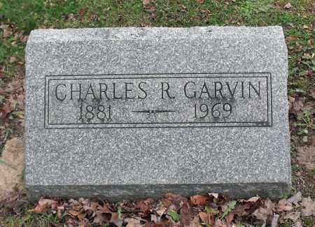 GARVIN, CHARLES R. - Portage County, Ohio | CHARLES R. GARVIN - Ohio Gravestone Photos