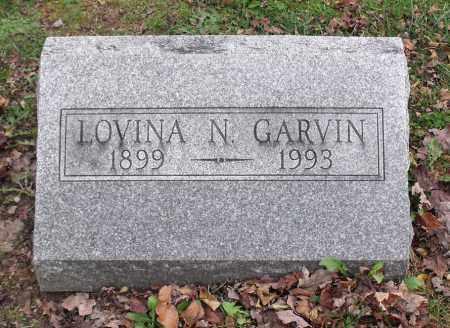 GARVIN, LOVINA N. - Portage County, Ohio | LOVINA N. GARVIN - Ohio Gravestone Photos