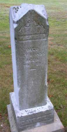 GAYLORD, UNREADABLE - Portage County, Ohio | UNREADABLE GAYLORD - Ohio Gravestone Photos