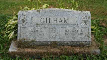 GILHAM, VIOLA E - Portage County, Ohio | VIOLA E GILHAM - Ohio Gravestone Photos