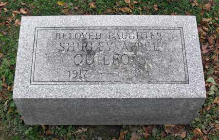APPEL GUILFORD, SHIRLEY - Portage County, Ohio | SHIRLEY APPEL GUILFORD - Ohio Gravestone Photos