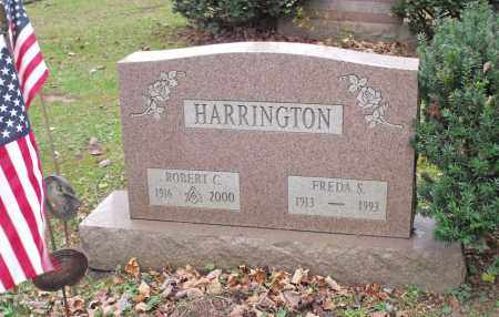 HARRINGTON, FREDA - Portage County, Ohio | FREDA HARRINGTON - Ohio Gravestone Photos