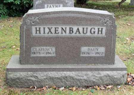 HIXENBAUGH, CLARENCE - Portage County, Ohio | CLARENCE HIXENBAUGH - Ohio Gravestone Photos