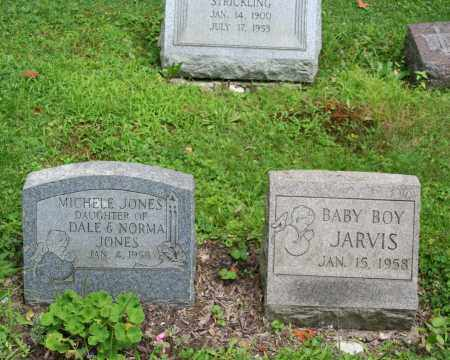 JARVIS, BABY BOY - Portage County, Ohio | BABY BOY JARVIS - Ohio Gravestone Photos
