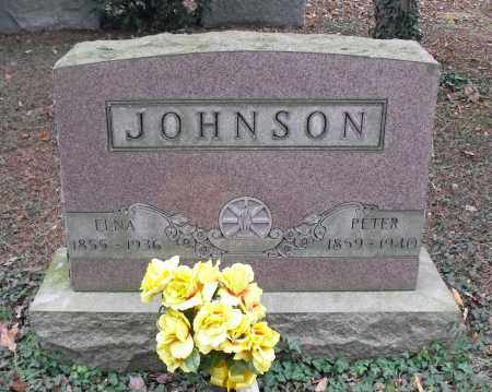 JOHNSON, ELNA - Portage County, Ohio | ELNA JOHNSON - Ohio Gravestone Photos