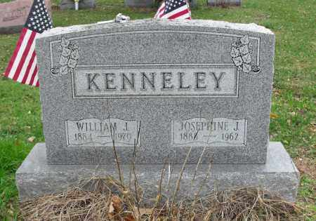 KENNELEY, WILLIAM J. - Portage County, Ohio | WILLIAM J. KENNELEY - Ohio Gravestone Photos
