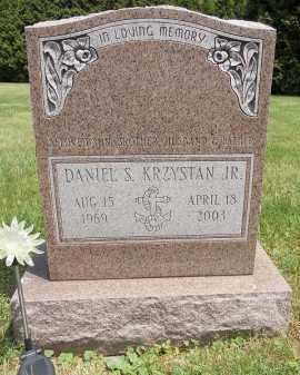 KRZYSTAN, DANIEL S - Portage County, Ohio | DANIEL S KRZYSTAN - Ohio Gravestone Photos
