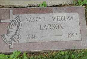LARSON, NANCY L - Portage County, Ohio | NANCY L LARSON - Ohio Gravestone Photos