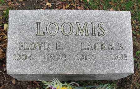 LOOMIS, LAURA B. - Portage County, Ohio | LAURA B. LOOMIS - Ohio Gravestone Photos