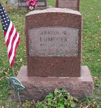 LUMEYER, ARNON W. - Portage County, Ohio | ARNON W. LUMEYER - Ohio Gravestone Photos
