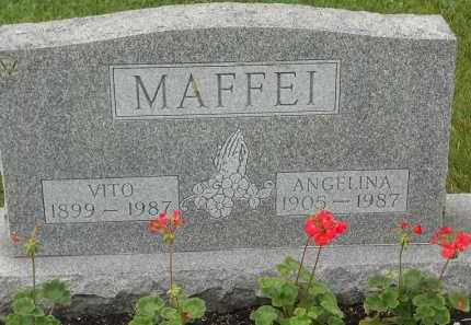 MAFFEI, VITO - Portage County, Ohio | VITO MAFFEI - Ohio Gravestone Photos