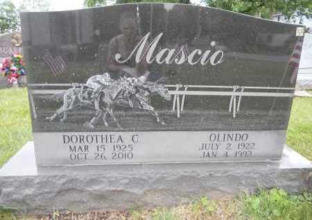 MASCIO, DOROTHEA C - Portage County, Ohio | DOROTHEA C MASCIO - Ohio Gravestone Photos