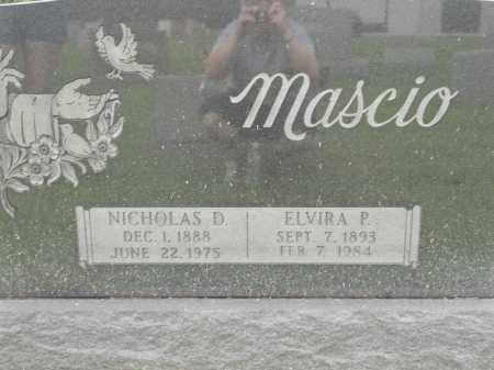 MASCIO, ELVIRA P - Portage County, Ohio | ELVIRA P MASCIO - Ohio Gravestone Photos