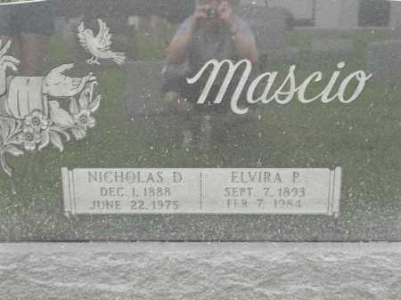 MASCIO, NICHOLAS D - Portage County, Ohio | NICHOLAS D MASCIO - Ohio Gravestone Photos
