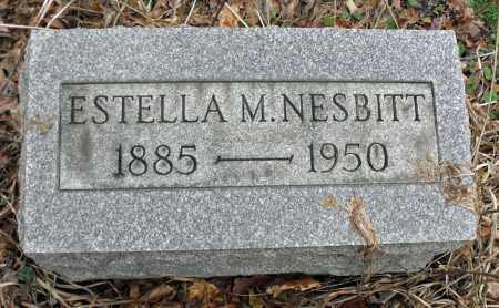 WONSETLER NESBITT, ESTELLA MAY - Portage County, Ohio | ESTELLA MAY WONSETLER NESBITT - Ohio Gravestone Photos