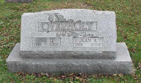 OVERHOLT, JEAN A. - Portage County, Ohio | JEAN A. OVERHOLT - Ohio Gravestone Photos