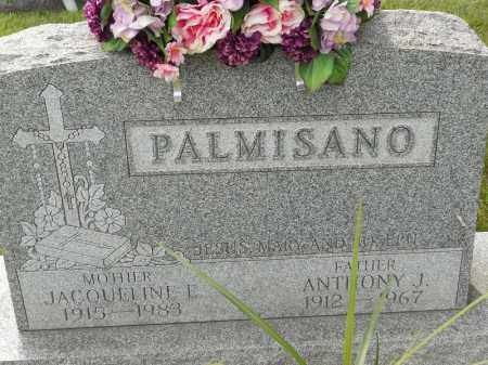 PALMISANO, ANTHONY J - Portage County, Ohio | ANTHONY J PALMISANO - Ohio Gravestone Photos