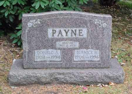 HIXENBAUGH PAYNE, BERNICE - Portage County, Ohio | BERNICE HIXENBAUGH PAYNE - Ohio Gravestone Photos