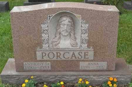 PORCASE, ANTHONY - Portage County, Ohio | ANTHONY PORCASE - Ohio Gravestone Photos