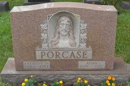 PORCASE, ANNA - Portage County, Ohio | ANNA PORCASE - Ohio Gravestone Photos