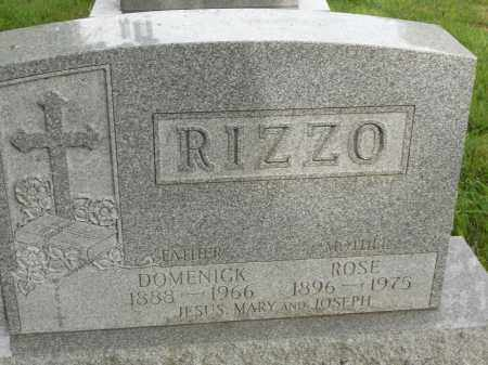 RIZZO, ROSE - Portage County, Ohio | ROSE RIZZO - Ohio Gravestone Photos