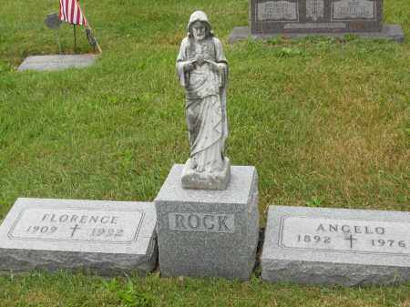 ROCK, ANGELO - Portage County, Ohio | ANGELO ROCK - Ohio Gravestone Photos