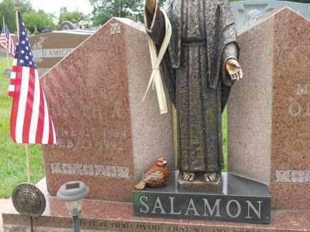 SALAMON, JOSEPH A - Portage County, Ohio | JOSEPH A SALAMON - Ohio Gravestone Photos